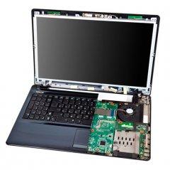 Geöffneter Laptop
